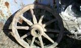 Деревянные колёса
